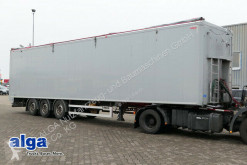 Moving floor semi-trailer H&W HWDKSS38, 92m³, 10mm Boden, Liftachse, Funk