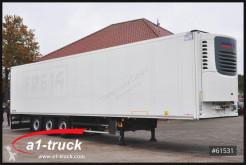 Schmitz Cargobull refrigerated semi-trailer SKO 24, Doppelstock, 1.102 Dieselstunden