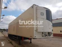 Schmitz Cargobull Frigorifico Bitemper semi-trailer used mono temperature refrigerated