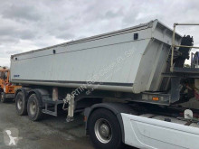 Schmitz Cargobull SKI SKI122/7.2 semi-trailer used construction dump