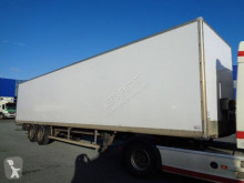 Trouillet plywood box semi-trailer Fourgon Polyfond 2 essieux