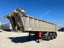 Benalu Semi reboque semi-trailer used tipper