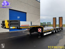 Kässbohrer SLH 4 Low-bed semi-trailer used heavy equipment transport
