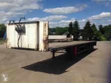 Metaco Non spécifié semi-trailer used flatbed