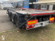 Semitrailer Acerbi A.V. S06/A containertransport begagnad