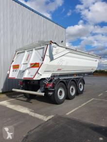 Benalu tipper semi-trailer Acier