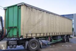 Sættevogn palletransport Ecovrac 2x DIRECTIONNEL / GELENKT
