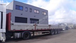Zremb flatbed semi-trailer ALU SIDEBORDS / DRUMB BRAKES / BPW AXLES