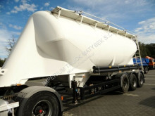 Semi remorque citerne Kässbohrer CEMENT TRAILOR / 3500 L / WEIGHT: 4800 KG !!!