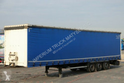 Krone tarp semi-trailer CURTAINSIDER /STANDARD/ MULTILOCK/ MERCEDES AXES