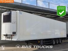 Schmitz Cargobull mono temperature refrigerated semi-trailer Carrier Vector 1850mt Bi-/Multitemp Blumenbreit