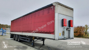 Semirimorchio Schmitz Cargobull Semitrailer Curtainsider Dropside Teloni scorrevoli (centinato) usato