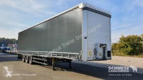 Semi remorque Schmitz Cargobull Semitrailer Curtainsider Mega rideaux coulissants (plsc) occasion