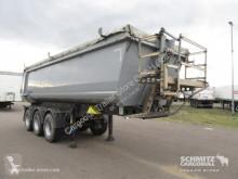 Semi remorque Schmitz Cargobull Kipper Stahlrundmulde benne occasion