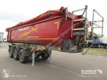Semirimorchio ribaltabile Schmitz Cargobull Kipper Stahlrundmulde 24m³