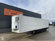 Trailer koelwagen mono temperatuur Schmitz Cargobull SKO24, THERMOKING SL200e D/E, DISC, palletbox, NL-trailer, APK: 06/2021