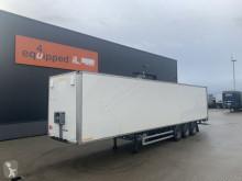 Semi remorque Fruehauf Drumbrakes, full chassis, hardwooden floor, NL-trailer occasion