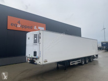 Trailer Chereau THERMOKING SL200e D/E, BPW+drumbrakes, liftaxle, NL-trailer, 4x available tweedehands koelwagen mono temperatuur