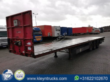 Pacton flatbed semi-trailer T3-001 twistlocks