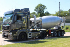 Euromix EUROMIX semi-trailer new concrete mixer concrete