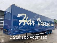 Semi remorque fourgon Van Hool 3B2011 | 3x BPW | 1360x249x295 | APK