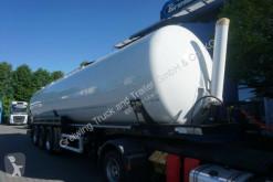 Semirremolque Feldbinder KIP 60.3, MIETE cisterna gránulos / polvo usado