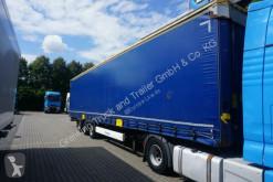 Krone tarp semi-trailer Mega Liner, 2x vorhanden