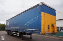 Semi remorque rideaux coulissants (plsc) Schmitz Cargobull Schuifzeil met schuifdak / APK: 21-10-2021