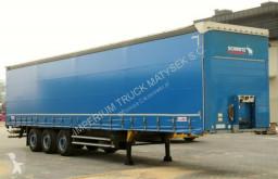 نصف مقطورة Schmitz Cargobull CURTAINSIDER /STANDARD / COILMUlLD / XL CODE مغطاة مستعمل