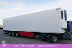 Semi remorque Schmitz Cargobull SKO 24 / LENKACHSE / DOPPELSTOCK / BLUMENBREITE isotherme occasion