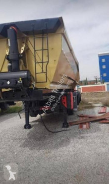 Akbas Trailer tipper semi-trailer Mulde