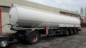 Acerbi semi-trailer used oil/fuel tanker