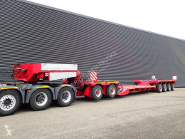 Scheuerle L0SAP70.0T4 / PENDULAR 6 AXLE / 95.000 kg. semi-trailer used heavy equipment transport