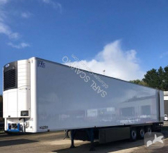 Chereau mono temperature refrigerated semi-trailer plancher alu
