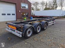 Semi remorque Kässbohrer CS EX MULTICONT- SAF - Disc Brakes -ADR - ALL SORTS CONTAINERS porte containers occasion