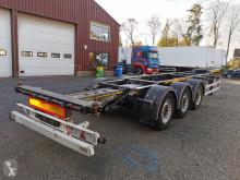 Semirimorchio Kässbohrer CS EX MULTICONT- SAF - Disc Brakes -ADR - ALL SORTS CONTAINERS portacontainers usato