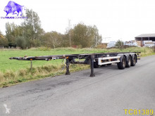 Návěs Van Hool Container Transport nosič kontejnerů použitý