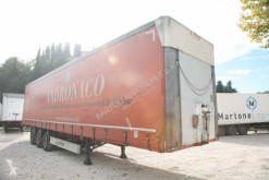 Fliegl SEMIRIMORCHIO, CENTINATO FRANCESE, 3 assi semi-trailer used tautliner