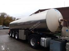Semirimorchio ETA CITERNE EN INOX ISOTHERME;1COMP; 30 000L ;3ESSIEUX cisterna trasporto alimenti usato