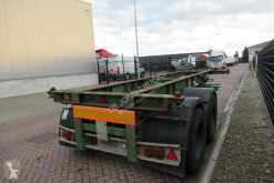 Van Hool 20 FT Chassis / Double montage / BPW semi-trailer used container