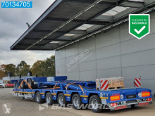 Scheuerle Euro Axle 2+5 More axles Hydr. Neck 650 cm Extendable 7x Steeraxle Hydr. Ramps semi-trailer new heavy equipment transport