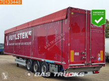 Kraker trailers moving floor semi-trailer CF-Z 92m3 6mm Floor