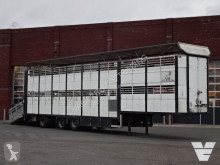 Cuppers cattle semi-trailer LSD0 12-27 SL 2 Stock Livestock trailer