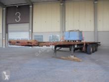 Semi remorque porte containers Pacton PLATTE BAK