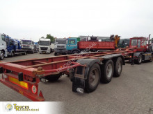 Trailer Shladot + tweedehands containersysteem
