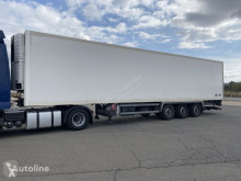 Samro refrigerated semi-trailer Puerta elevadora, export price 14000€