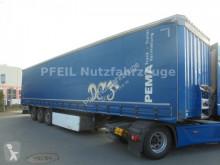 Krone SD Tautliner- BPW- Code XL- Palettenkasten semi-trailer used tarp