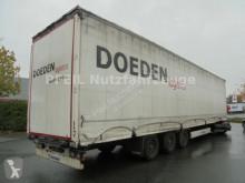 Krone tarp semi-trailer SD Tautliner- Easy Tarp- BPW- MEGA