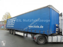 Krone Tautliner- COIL 9 m - SAF- LIFT semi-trailer used tarp