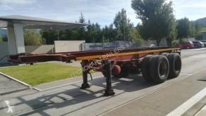 Félpótkocsi Adige ADIGE használt konténerszállító